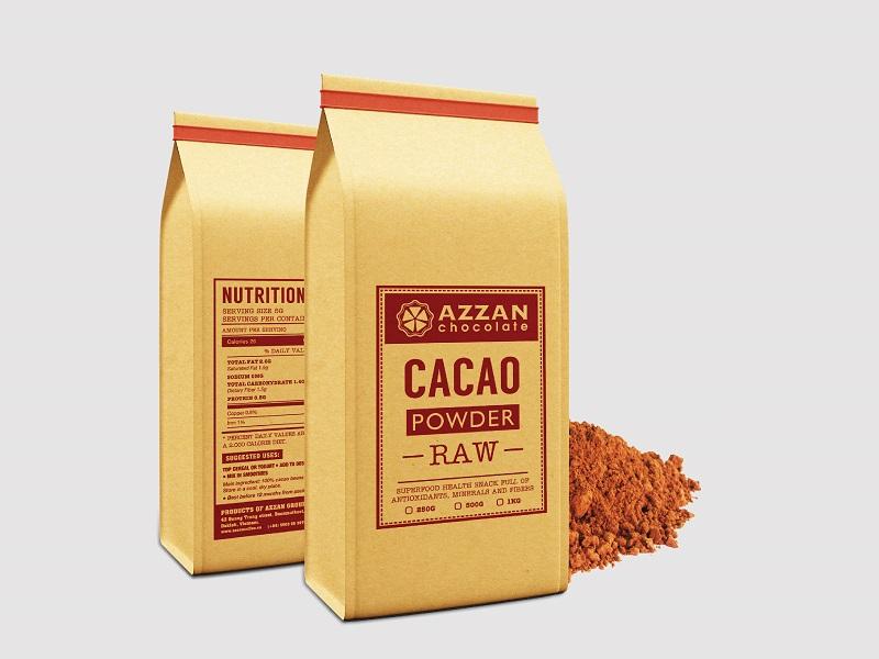 cacao powder bột cacao nguyên chất